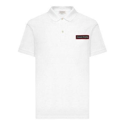 alexander mcqueen polo t-shirt