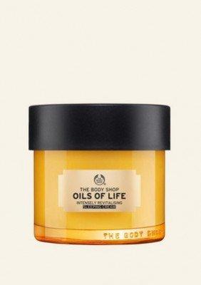 The Body Shop NL Oils Of Life™ Sleeping Cream 80 ML