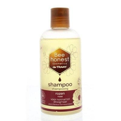 Traay Beenatural Shampoo rozen - 250ml - Traay Beenatural Traay Beenatural