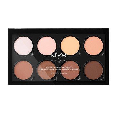 NYX Professional Makeup Highlight & Contour Pro Palette Contouring 21.6 g
