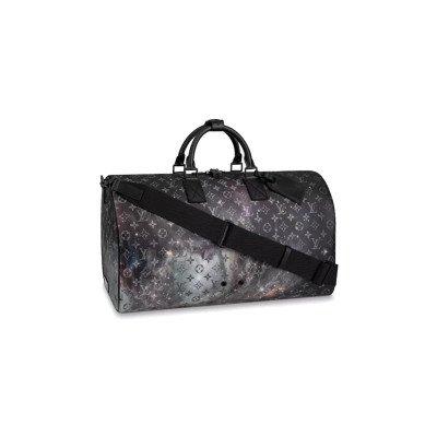 Louis Vuitton Louis Vuitton Kim Jones Galaxy Keepall Bandouliere 50