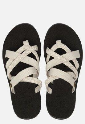 Teva Teva Voya Zillesca slippers wit