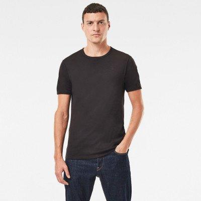 G-Star RAW Basic T-Shirt 2-Pack - Zwart - Heren