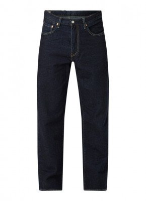 Levi's Levi's Stay Loose Denim loose fit jeans met donkere wassing