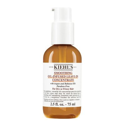 Kiehls Kiehl's Smoothing Oil-Infused Concentrate Leave-in Verzorging 75ml