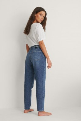 Calvin Klein Calvin Klein Mom Jeans - Blue