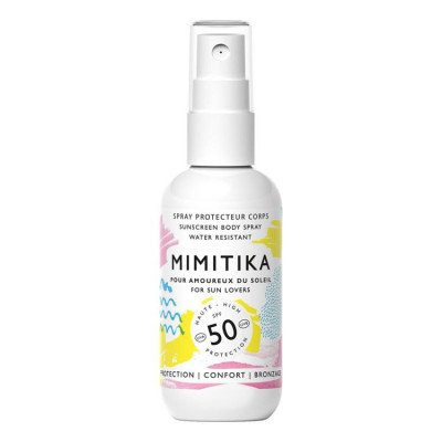 Mimitika Mimitika - Sunscreen Body Spray SPF50 - 75 ml