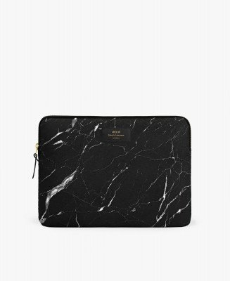 """Wouf Wouf Black Marble 15"""""""