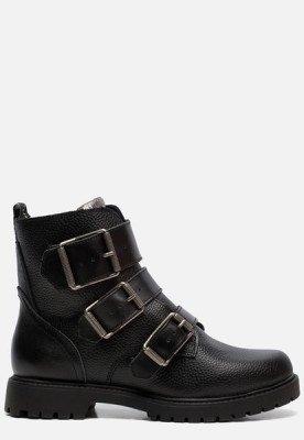 Ann Rocks Ann Rocks Biker boots zwart