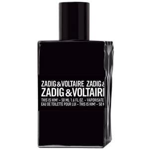 Zadig en Voltaire Zadig & Voltaire This Is Him Zadig & Voltaire - This Is Him Eau de Toilette - 50 ML