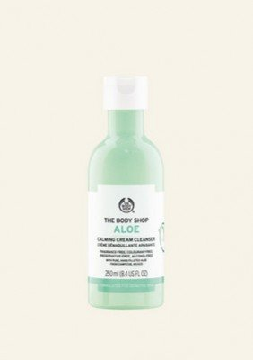 Aloe Calming Cream Cleanser 250 ML