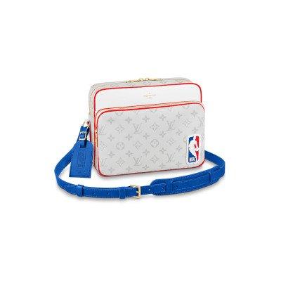 Louis Vuitton Louis Vuitton x NBA Nil Messenger Bag Antartica (FW20)
