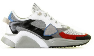 Philippe Model Philippe Model Eze Fancy Multicolor Herensneakers