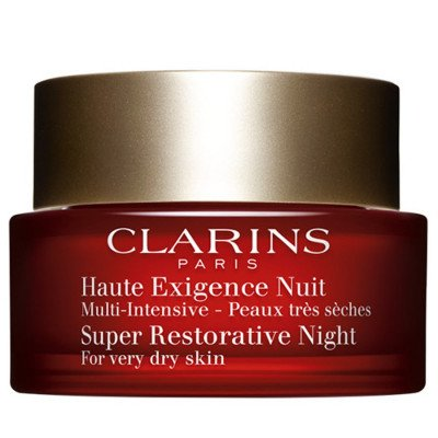 Clarins Clarins Super Restorative Night - Droge huid Nachtverzorging 50 ml