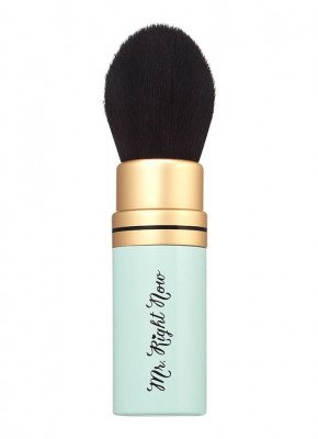 Too Faced Too Faced Mr- Right Now Perfectly Portable Powder Brush - poederkwast