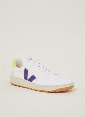 Veja Veja V-12 sneaker met logo