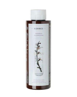 Korres Korres - Almond & Linseed Shampoo - 250 ml