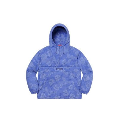 Supreme Supreme Floral Tapestry Anorak Blue (SS21)