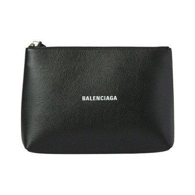 Balenciaga Cash Wrist-Strap Pouch