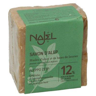 DilleenKamille Aleppo-zeep, 88% olijfolie&12% laurierbessenolie, 200 gram