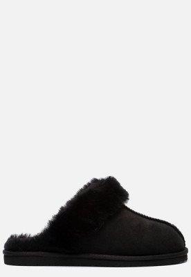 Bullboxer Bullboxer Pantoffels zwart