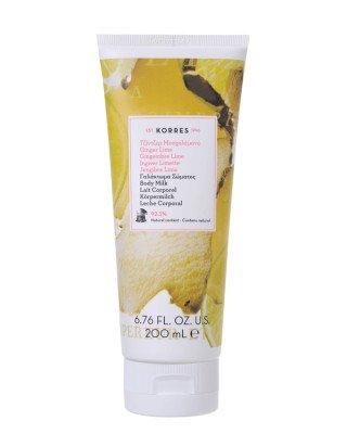 Korres Korres - Ginger Lime Body Milk - 200 ml