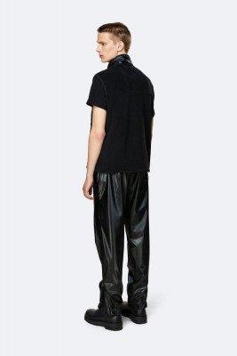 Rains Rains Heren Fleece Vest - Black