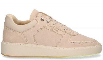 Nubikk Nubikk Jiro Limo Beige Herensneakers