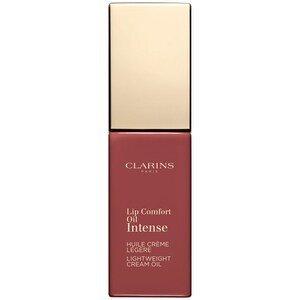 Clarins Clarins Lip Comfort Oil Intense Clarins - INSTANT LIGHT Lip Plumper 01 Intense Nude