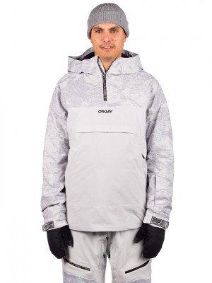 Oakley Oakley Ice Pullover Bzi Jacket grijs