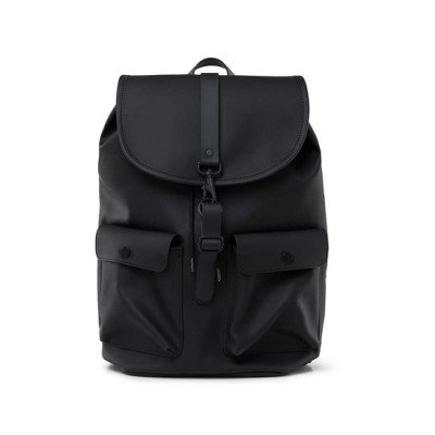 Rains Rains Camp Backpack Black