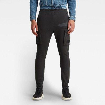 G-Star RAW Cargo Sweat Pants - Grijs - Heren