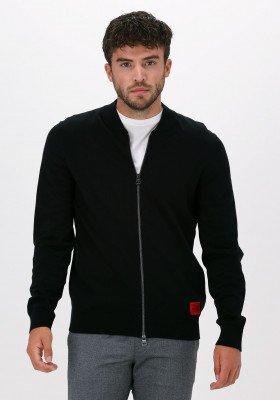 HUGO Zwarte Hugo Vest San Jaque 10236561 01
