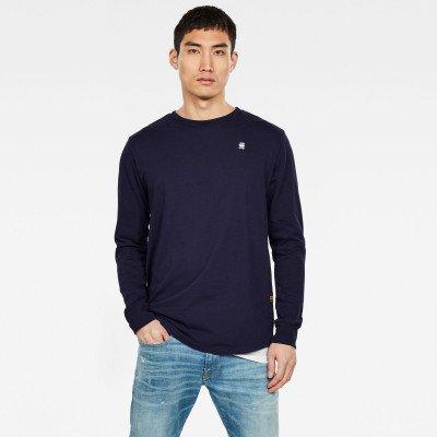 G-Star RAW Lash T-Shirt - Donkerblauw - Heren
