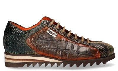 Harris Harris 2817 Bruin/Grijs Herensneakers