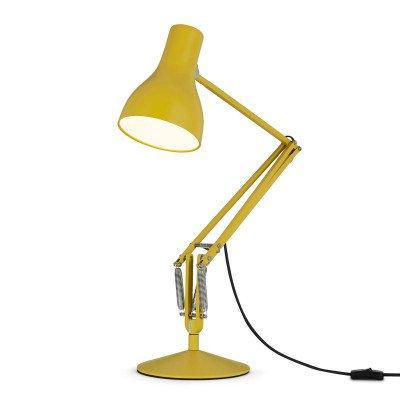 Anglepoise Anglepoise®Type 75 tafellamp Margaret Howell geel