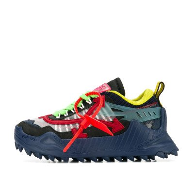 Off-White Off-White Womens ODSY-1000 Sneakers Blue Red (2020)