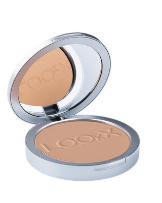 LOOkX LOOkX - Compact Powder Pure Beige - 9 gr