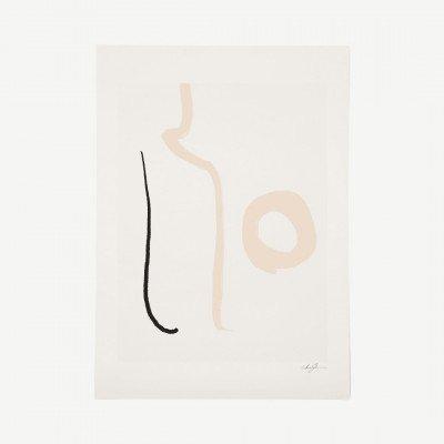 MADE.COM The Poster Club, Trio, print door Anna Johansson, 50 x 70 cm