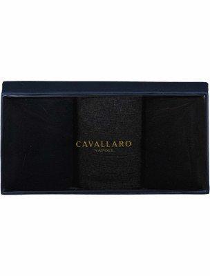 Cavallaro Napoli Cavallaro Napoli Heren Ondershirts - Socks 3-pack Multi colour OS - Multi colour
