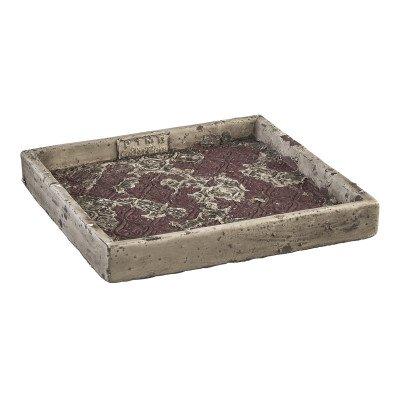 Firawonen.nl Ptmd bord sevilla paars cement vierkant patroon s
