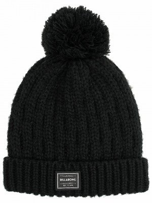 Billabong Billabong Good Vibes Beanie zwart