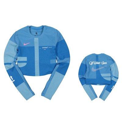 Off-White Off-White x Nike WMNS Easy Run Top Photo Blue (SS19)