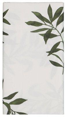 HEMA HEMA Tafelkleed Papier 138x220 Bladeren