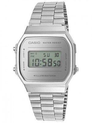 Casio Casio A168WEM-7EF grijs