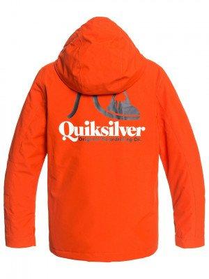 Quiksilver Quiksilver In The Hood Jacket rood