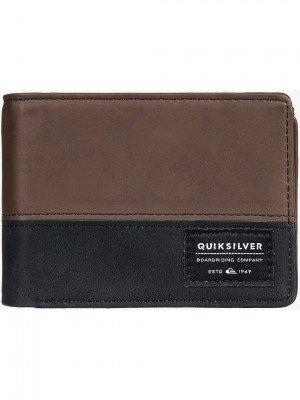 Quiksilver Quiksilver Nativecountry II Wallet bruin
