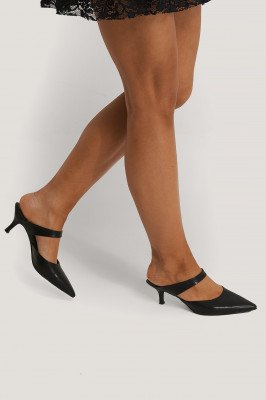 NA-KD Shoes NA-KD Shoes Sandalen - Black