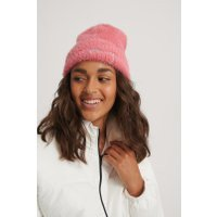 Tommy Jeans Beanie - Pink