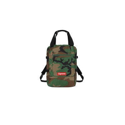 Supreme Supreme Tote Backpack Woodland Camo (SS19)